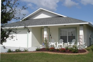 Fl Home Partnership typical self-help home