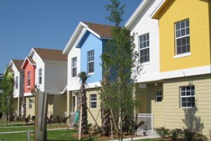 Henrietta Townhomes affordable housing