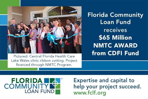 FCLF Awarded $65 Million NMTC Award
