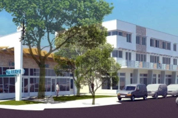 Groundbreaking for West Village Art Lofts in Lake Worth