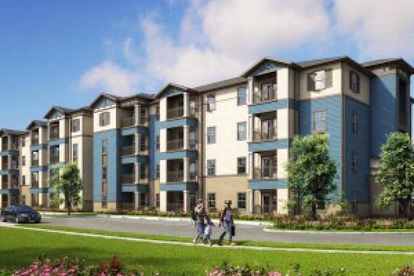 Aida Palms Apartments will provide affordable rental homes in Polk County, with financing from Florida Community Loan Fund.