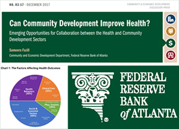 Bridging the Health-Community Development Divide