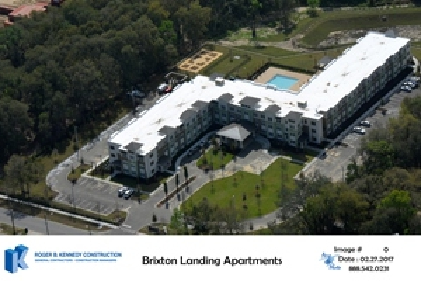 Brixton Landing Offers Affordable Housing for Seniors