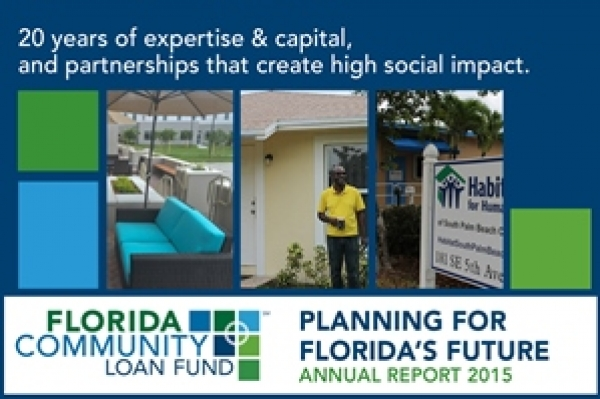 FCLF 2015 Annual Report: Planning for Florida's Future