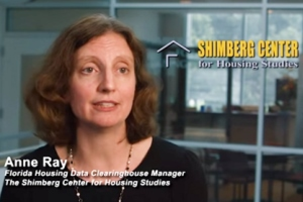 Shimberg Center Provides Data to Help Housing Decisions