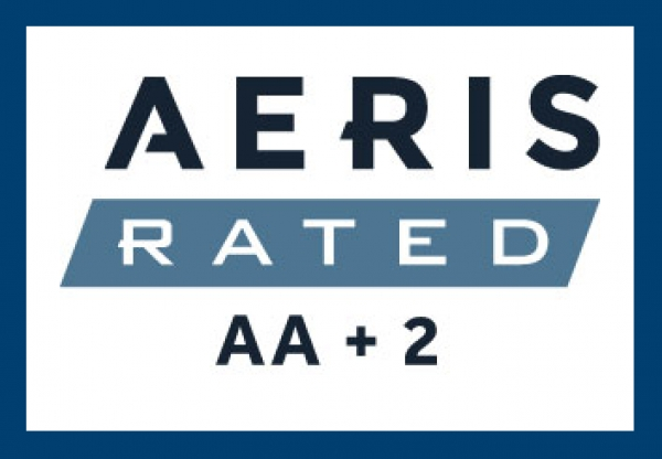 FCLF Achieves Aeris® Rating of AA+2