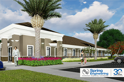 Community Health Centers of Pinellas, rendering
