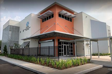 Boys & Girls Clubs of Palm Beach County, new Smith & Moore Family Teen Center