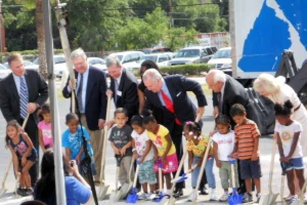 FCLF Supports 10th NMTC Project Metropolitan Ministries