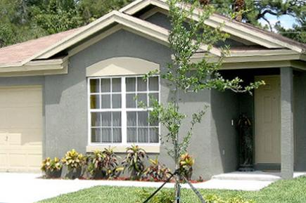 H.O.M.E.S. typical affordable home in South Florida