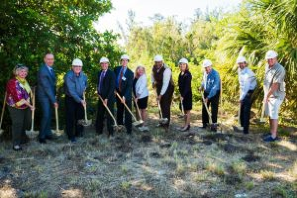 Groundbreaking for Mango Cove Affordable Apartments