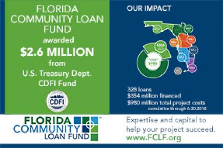 FCLF awarded $2.6 million from CDFI Fund
