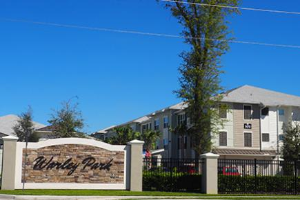 Warley Park will provide permanent supportive housing in Central Florida.
