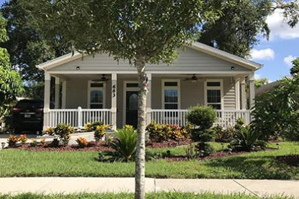 Hannibal Square Community Land Trust will bring 7-8 newly renovated affordable homes to West Lakes in Orlando.