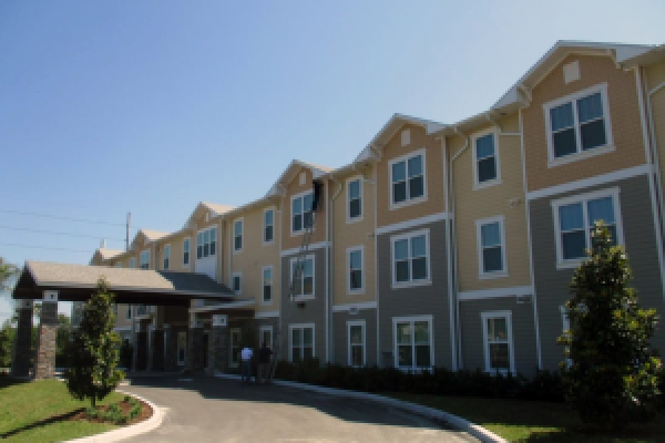 Haley Park Apartments offers Affordable Homes for Seniors