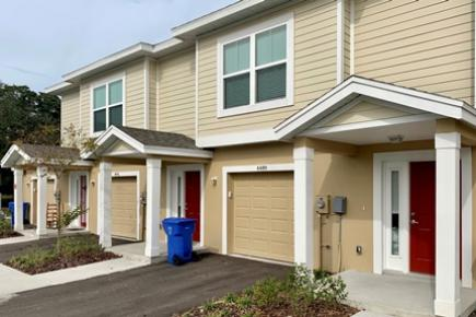 Gardens at Diana Point in Tampa will provide affordable rental housing.