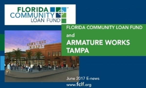 FCLF Provides NMTC for Armature Works Tampa Project