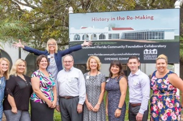 SW Florida Collaboratory Construction Kick-Off