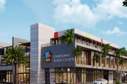 With FCLF and NMTC Financing, Overtown Youth Center is building a new facility.