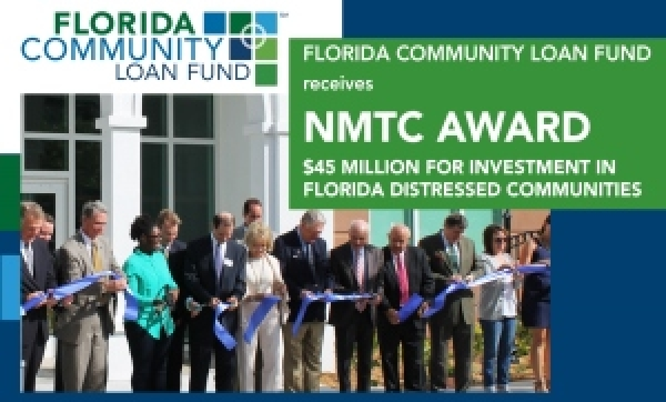 FCLF Receives $45 million NMTC Award