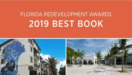 Florida Redevelopment Awards recognize innovative and inspiring projects around Florida.
