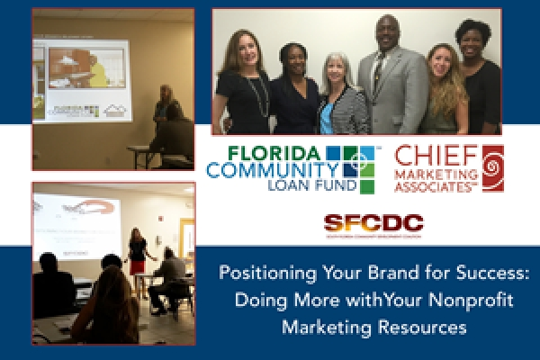FCLF, SMA, and SFCDC hosted a Marketing Workshop in Miami
