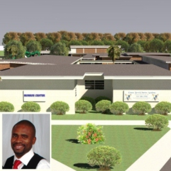 Emma Jewel Charter Academy and Cocoa Redevelopment Plan