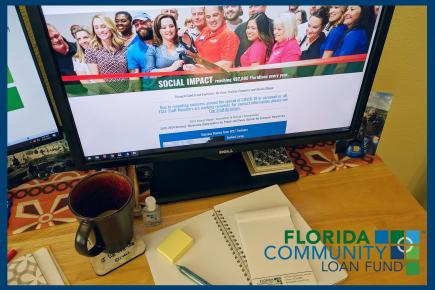 FCLF staff members are working remotely, but we remain committed to Florida's communities.