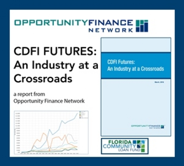 Looking Ahead: The Future of the CDFI Industry